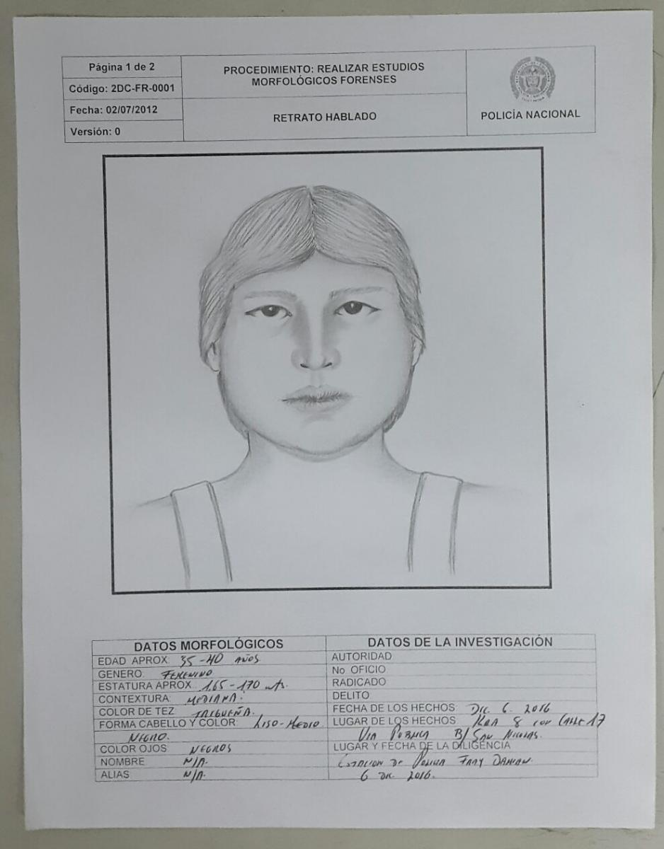 Bebé de tres meses fue raptada por una mujer en el centro de Cali