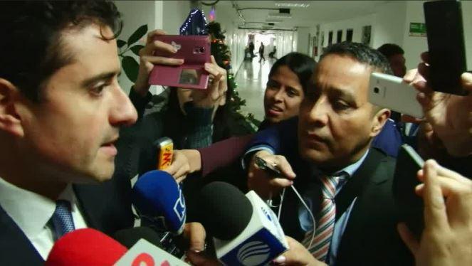 """""""Pedimos perdón por mi hermano"""", Francisco Uribe Noguera"""