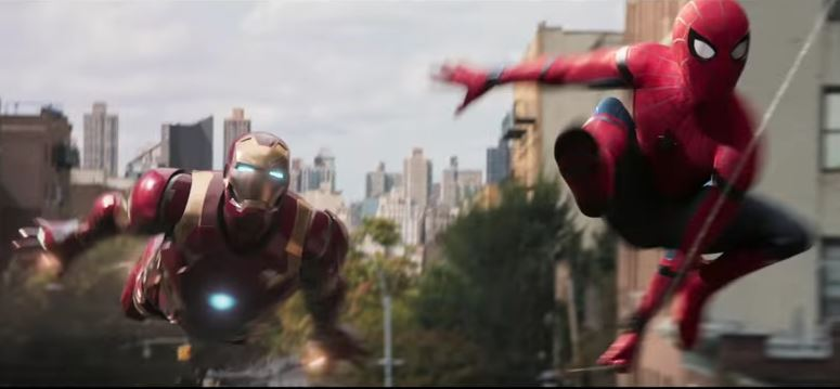 Mira el primer tráiler de Spider-Man: Homecoming