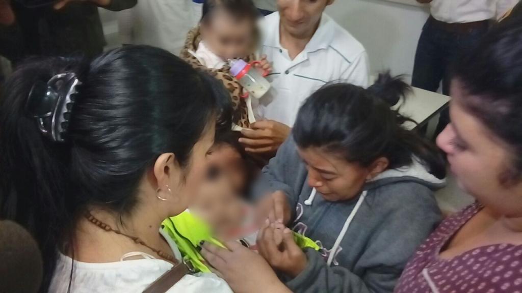 Rescatan a bebé que había sido robada en el centro de Cali