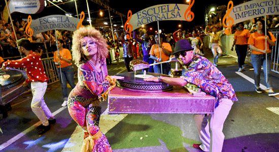 El salsódromo le da apertura a la Feria de Cali con 'Al Con Paz del Barrio'