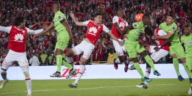 Santa Fe y Tolima jugarán la final del torneo Clausura en Colombia