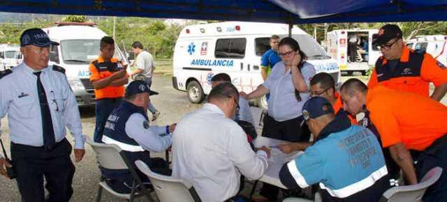 78 ambulancias prestarán servicio de manera oficial en Cali