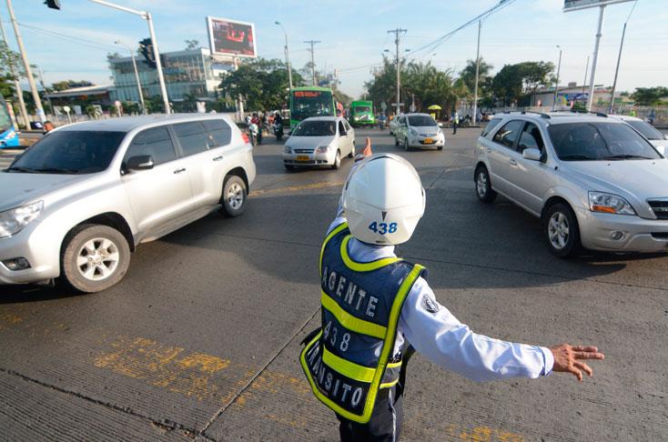 85 solicitudes liquidadas en primer día de tasa por congestión
