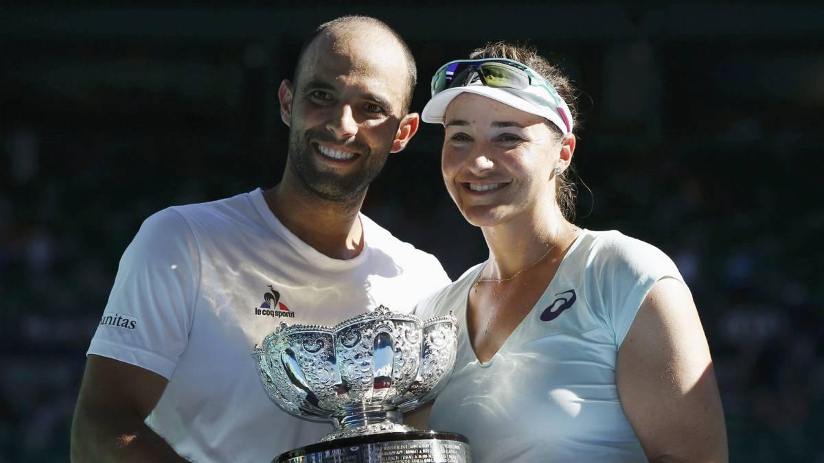 El tenista caleño Juan Sebastián Cabal campeón en Australia