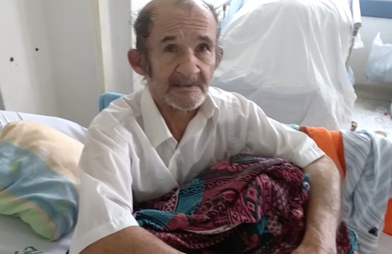 Anciano fue abandonado en el Hospital Universitario del Valle