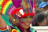 Así se vivió la celebración de la familia Castañeda en los Carnavales de Pasto