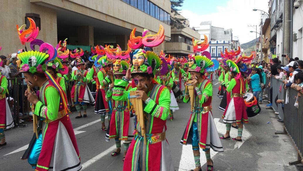 ¡Qué vivan los negritos! El grito que se escucha en el 4o. día del Carnaval de Pasto