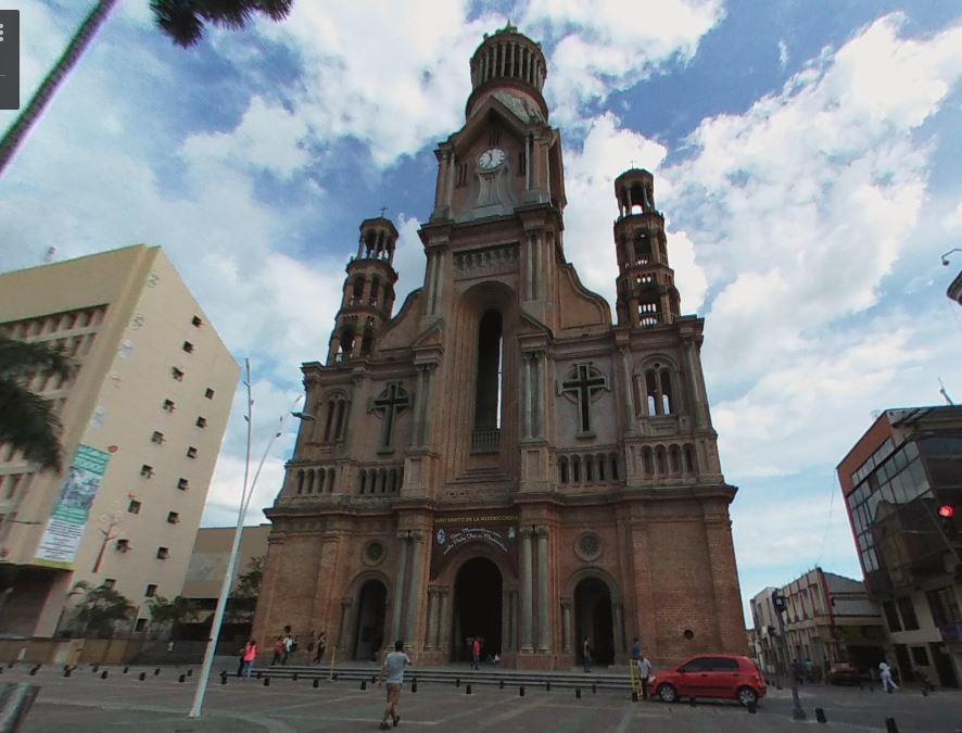 Capturan hombre que intentó robar ofrendas de catedral