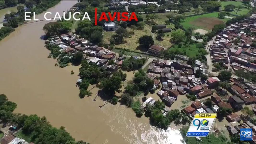 Emergencia en Juanchito sería un llamado para agilizar obras del jarillón