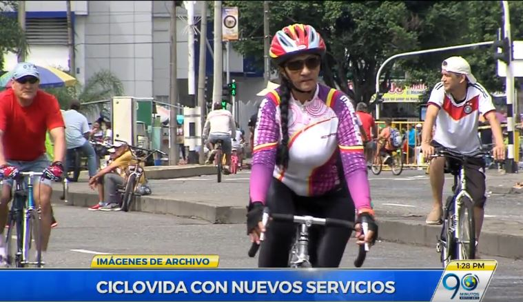Secretaría del Deporte de Cali anunció modificaciones en la ciclovía 2017
