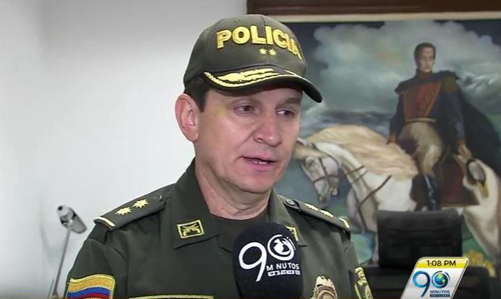 Seguir bajando la inseguridad, reto del nuevo comandante de la Policía