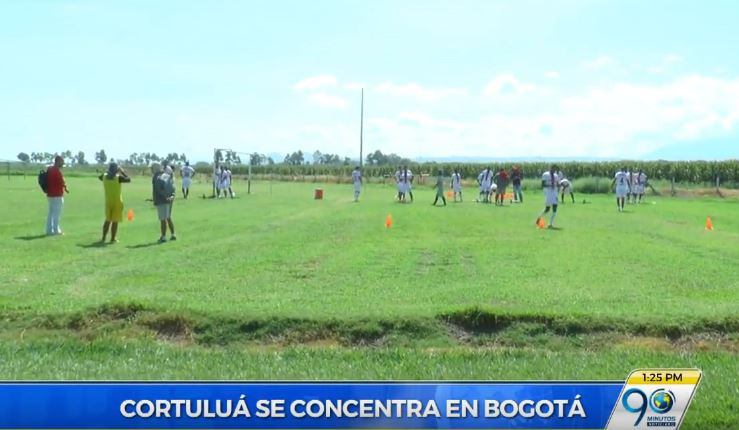 Cortuluá continúa su pretemporada en Bogotá de cara a la liga 2017