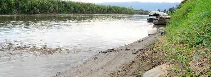 Cuerpo de menor de 17 años apareció flotando sobre el río Cauca
