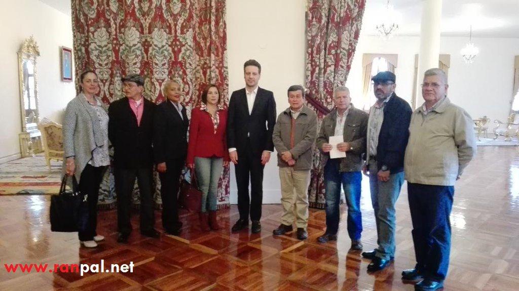 ELN reconoce que recibió dinero para liberar a excongresista