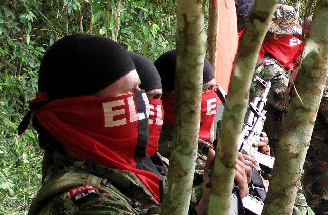 Estos son los guerrilleros del ELN que serán indultados por el Gobierno