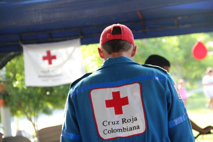 Cruz Roja desmiente ayudas a damnificado en Yumbo