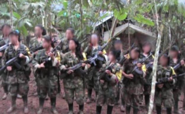 Farc reiniciará entrega de menores en Colombia, afirma gobierno