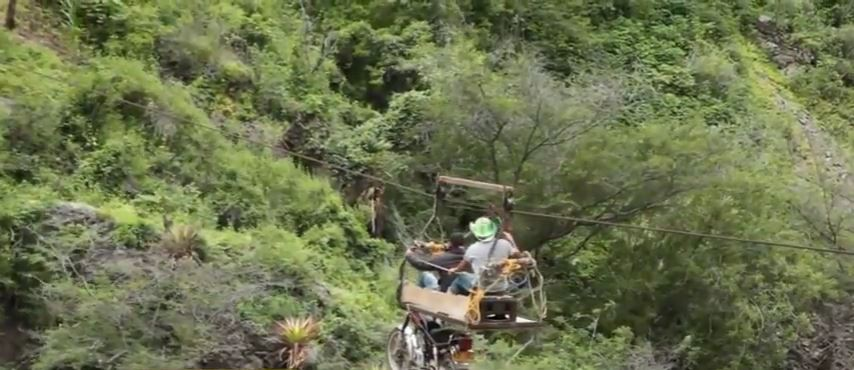 Habitantes de Policarpa, piden que puente dinamitado sea reinstalado