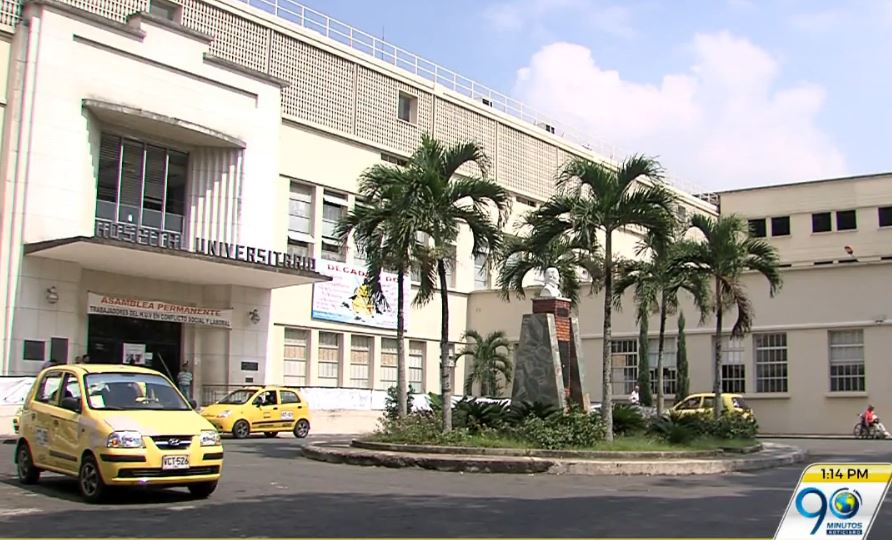 Revisarán implementación de la Ley 550 en el Hospital Universitario del Valle
