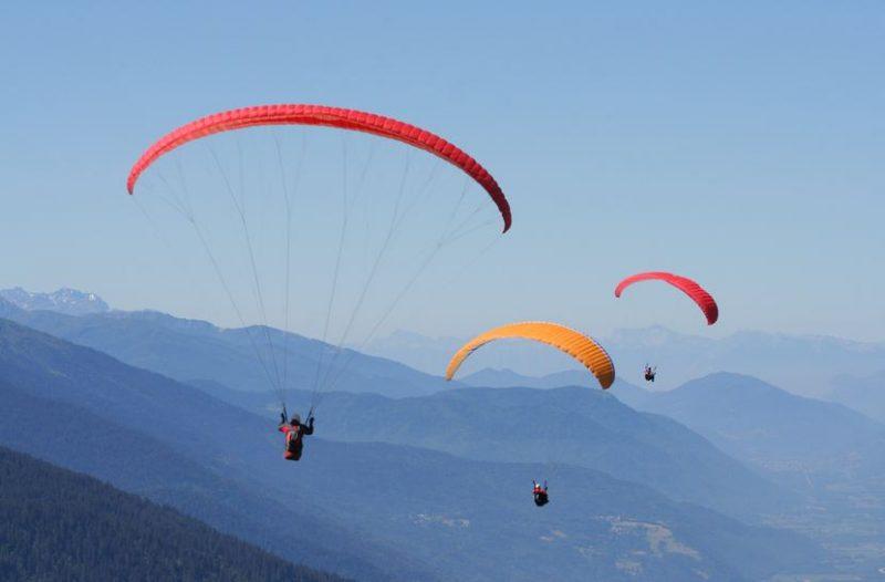 Inicia el Circuito Nacional de Parapente en Roldanillo, Valle del Cauca