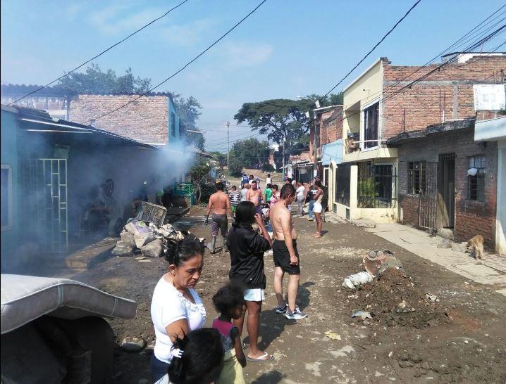 Iniciaron jornadas de fumigación en zonas afectadas tras inundación