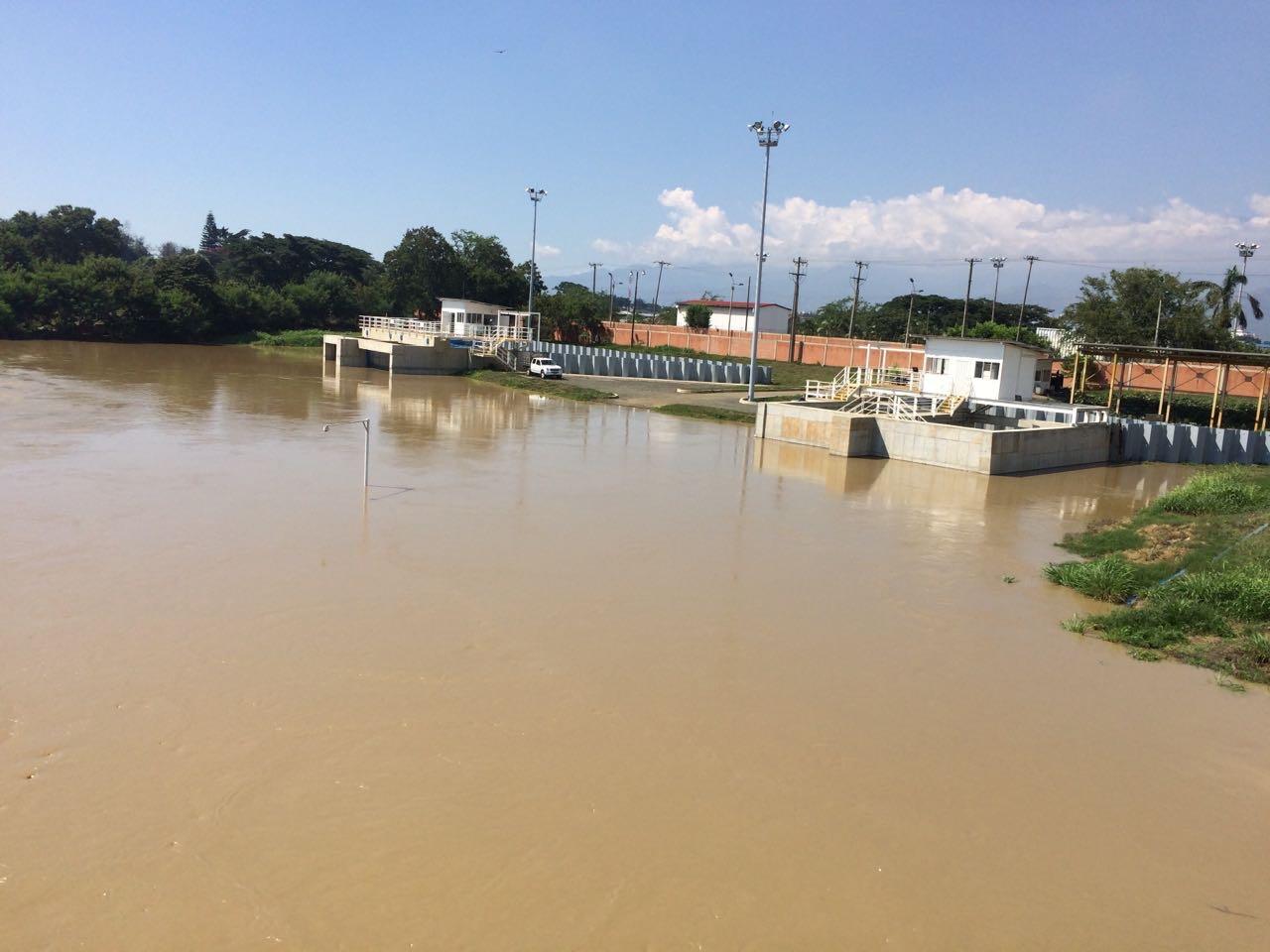 En imágenes: Así se encuentra Juanchito tras las inundaciones