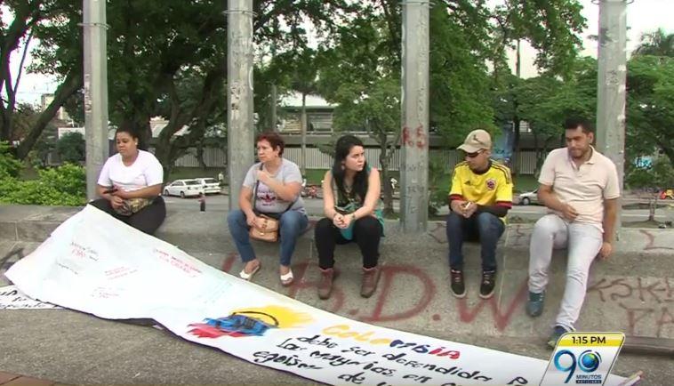 Convocan desde Cali plantón nacional por Reforma Tributaria