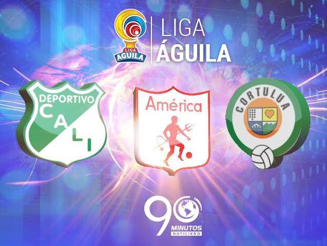 Así se jugará la primera fecha del fútbol profesional colombiano