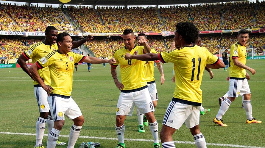 Lista la Selección Colombia que enfrentará partido amistoso ante Brasil