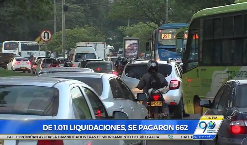 Más de 800 millones ingresaron al municipio por pago de tasa por congestión