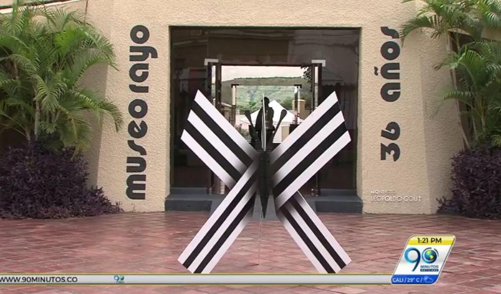 El Museo Rayo celebró su aniversario número 36 en Roldanillo