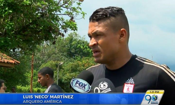 """""""Si no soy campeón con América en diciembre, me voy"""": Luis 'Neco' Martínez"""