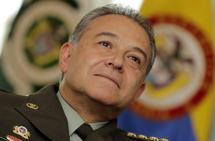 Óscar Naranjo postulado por Santos para la Vicepresidencia