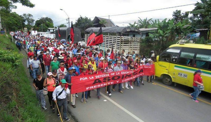 Paro de profesores del Cauca podría retrasar inicio de clases
