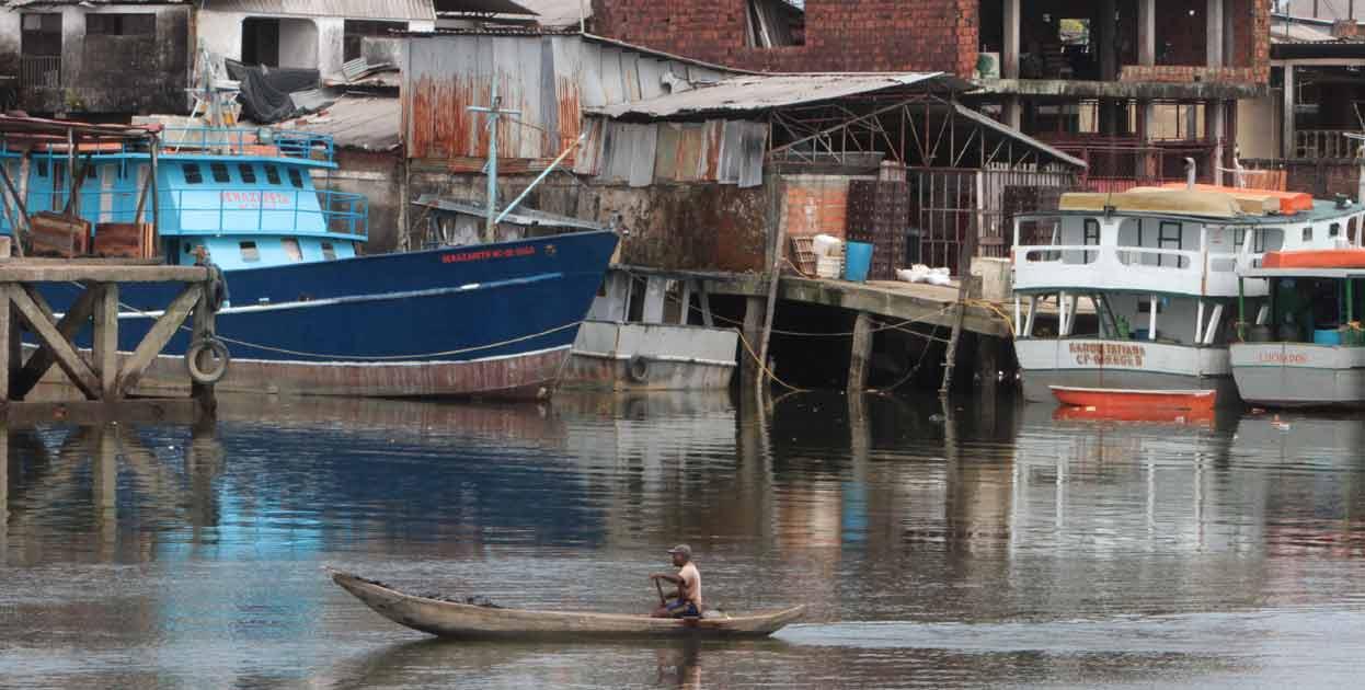 Pescadores del Pacífico Colombiano están siendo víctimas de los ladrones