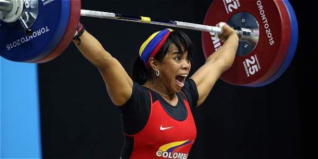 La pesista Leidy Solis recibirá medalla de plata por los Juegos Olímpicos 2008