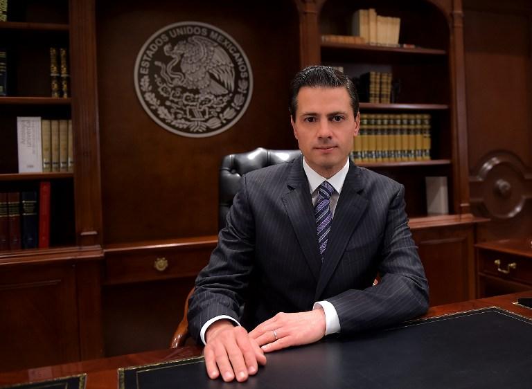 Presidente de México Peña Nieto cancela visita a Trump en Washington