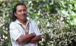 Green, primer indígena colombiano en obtener doctorado