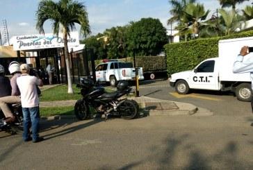 Hombres disfrazados de Policías protagonizan hurto en Cali