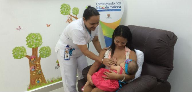 Se amplió a cuatro meses y medio la licencia de maternidad
