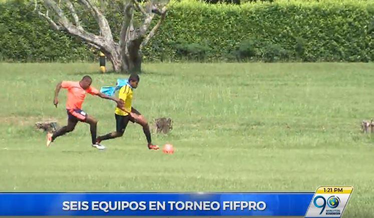 Seis equipos del continente harán parte del Torneo FIFPRO que se hará en Cali