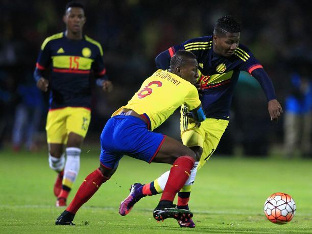 La Selección Colombia no pudo sacar tres puntos ante Ecuador y cayó 4-3