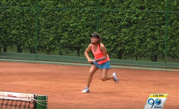 Con 270 tenistas disputan en Club Campestre de Cali la Copa COSAT