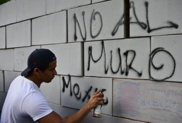 Trump se prepara para lanzar su muro en la frontera con México