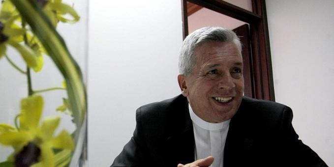 """""""Monseñor ofreció pagar mis honorarios"""": abogado Elmer Montaña"""