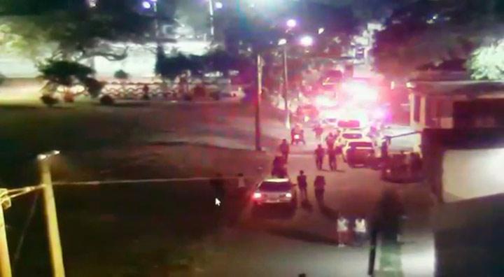 Ataque con granada dejó un muerto y dos heridos en El Vallado