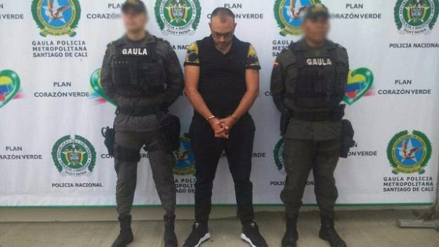 Cayó alias Largo, investigado por 117 casos de homicidios