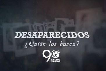 En detalle: informe especial Desaparecidos ¿Quién los busca?