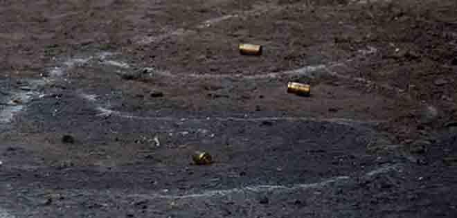 Dos muertos y un herido dejó balacera en la 'calle del humo'